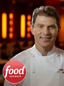 Bobby Flay from Food Network.