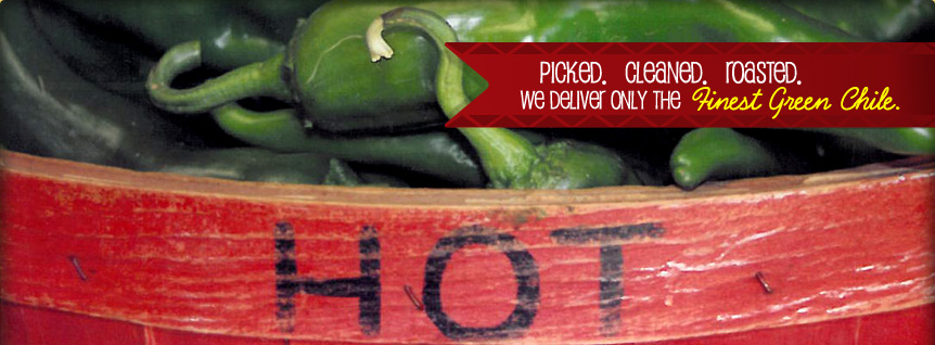 New Mexico's Finest Top Quality Chiles and Authentic New